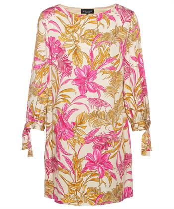 Ana Alcazar jurk bloemenprint