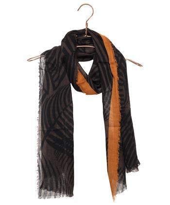 Be One shawl bladdessin