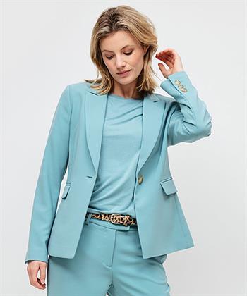 Beaumont basic shirt ronde hals