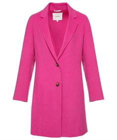 Beaumont coat in cooked wool