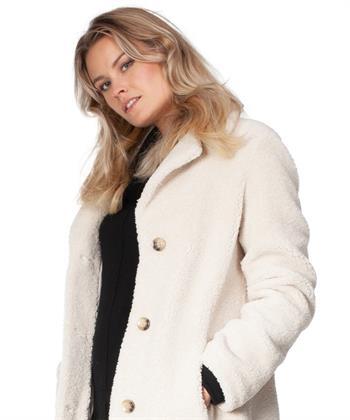 Beaumont halflange teddy jas