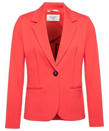 Beaumont jersey blazer