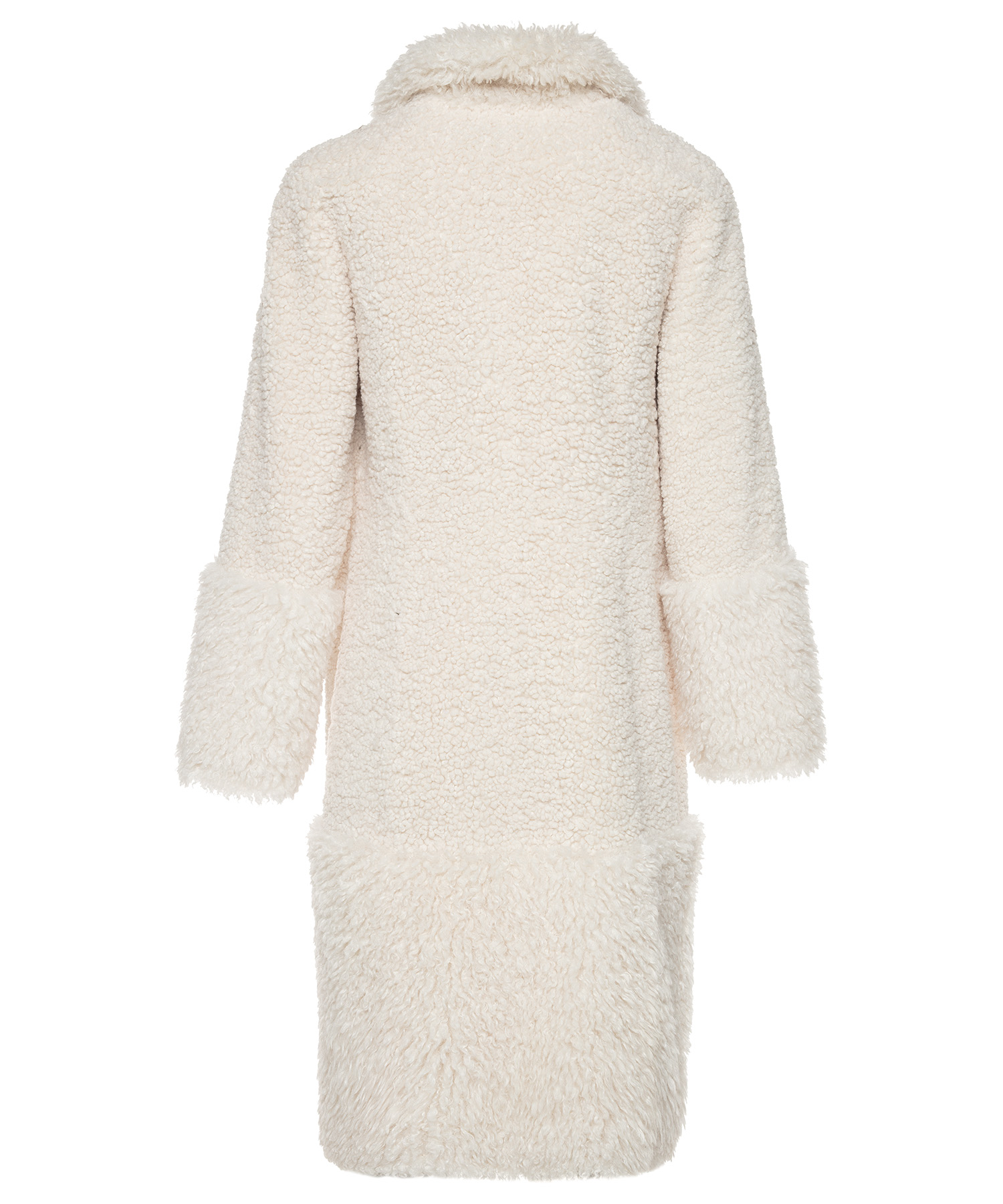 Beaumont reversible lammy coat