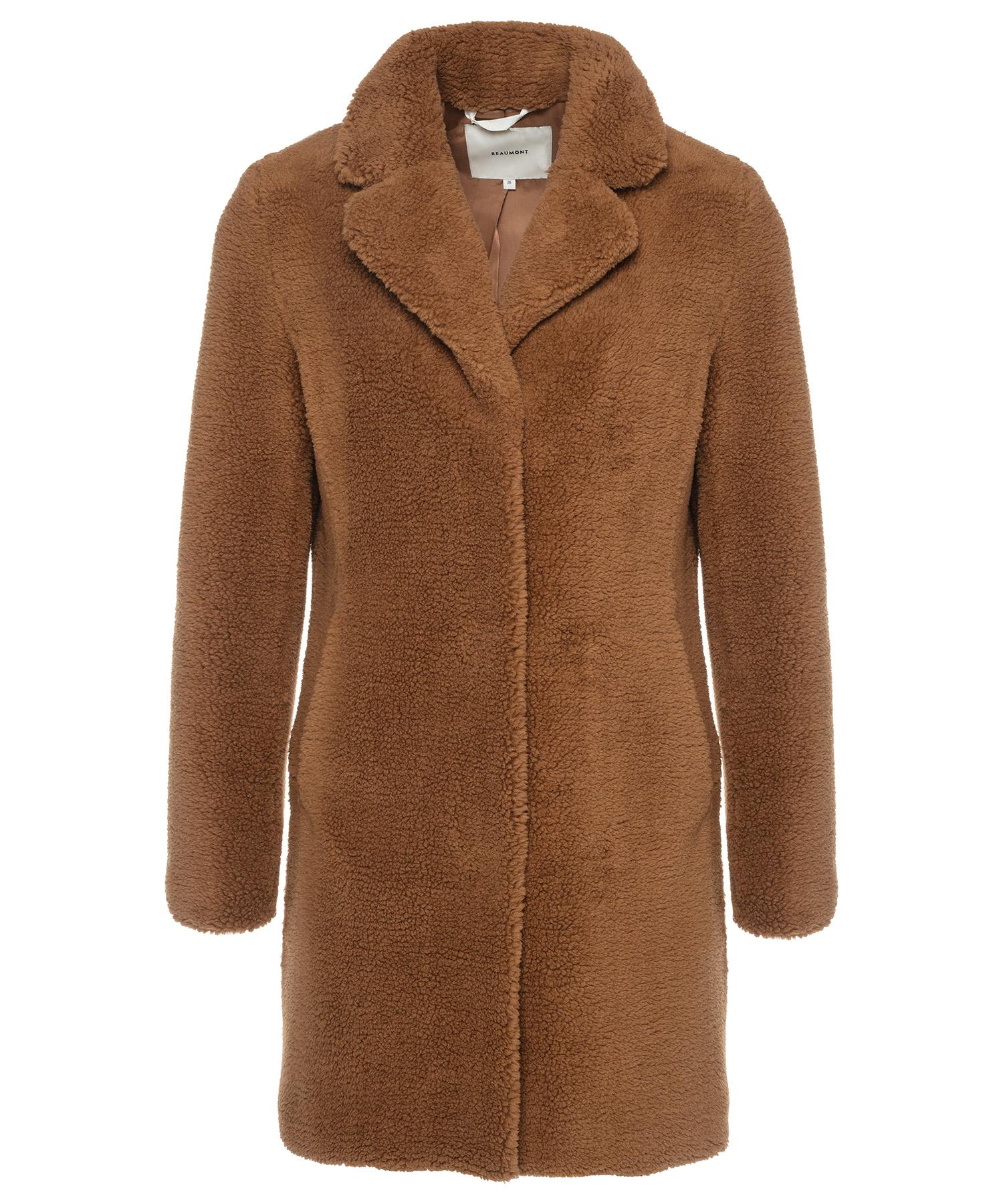 Beaumont teddy jas