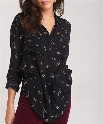 Bella Dahl blouse bloemetje