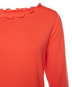 BeOne boothals shirt met schulp