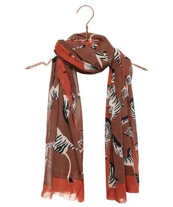 BeOne dierprint sjaal
