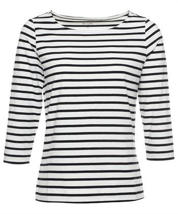 BeOne Essentials gestreept shirt