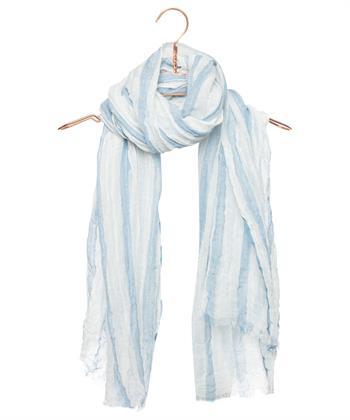 BeOne gestreepte shawl