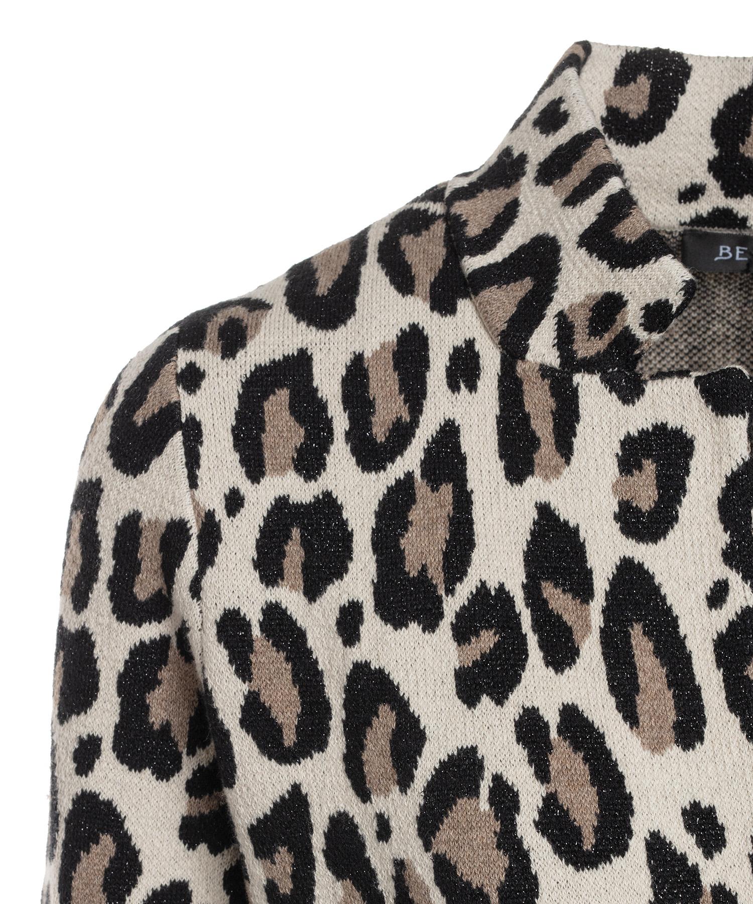 BeOne panterprint blazer