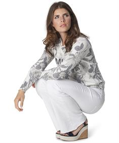 BeOne pullover bloemenprint