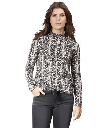 BeOne pullover snakeprint