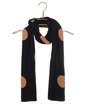 BeOne shawl XL dots
