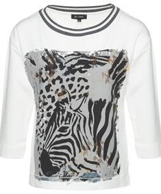 BeOne sweater Zebra