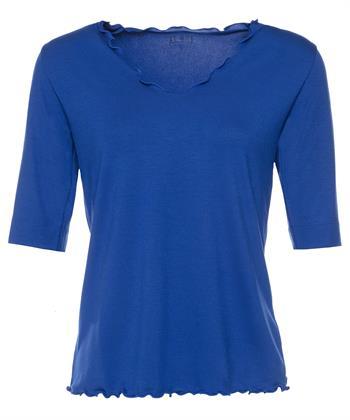 BeOne v-hals shirt met schulp