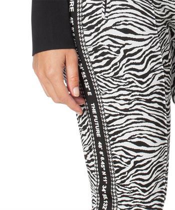 Cambio broek zebra