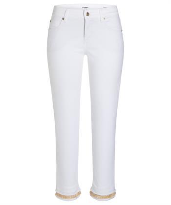 Cambio jeans Tess franjes