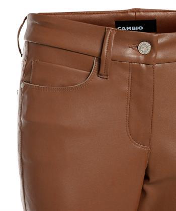 Cambio leatherlook broek