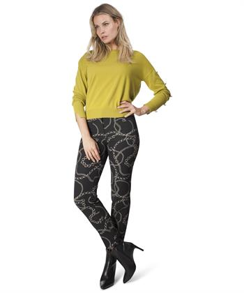 Cambio pantalon chainprint