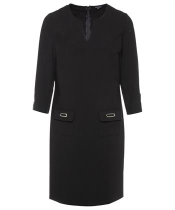 Caroline Biss black dress