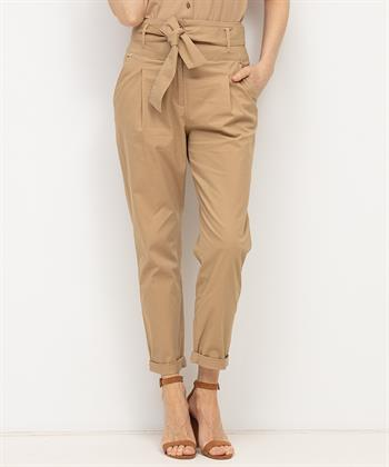 Caroline Biss high waist baggy broek