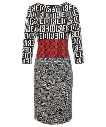 Caroline Biss letter dress