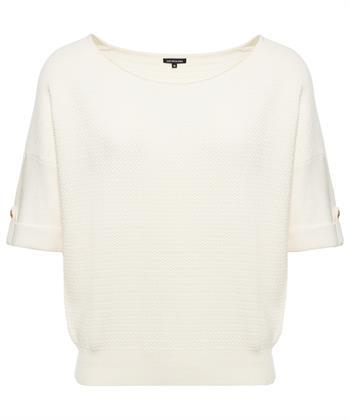 Caroline Biss shirt structuur knit