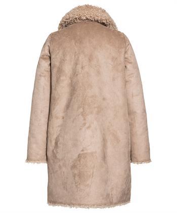 COAT CURLY L90