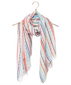 Codello gestreepte shawl