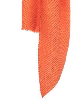 Codello plissé shawl