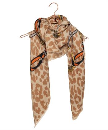 Codello shawl animal chain