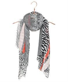 Codello shawl dierprint