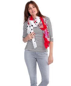 Codello shawl dots/paisley