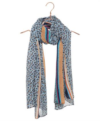 Codello shawl panterprint