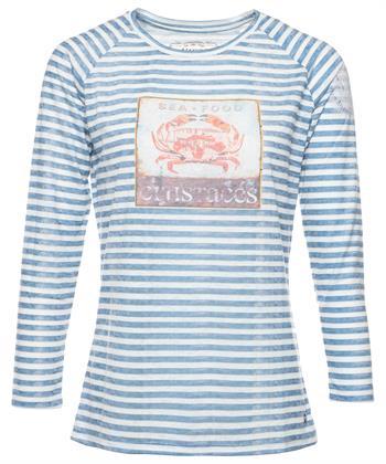 Dividere shirt 'Île-de-Ré Crabe'