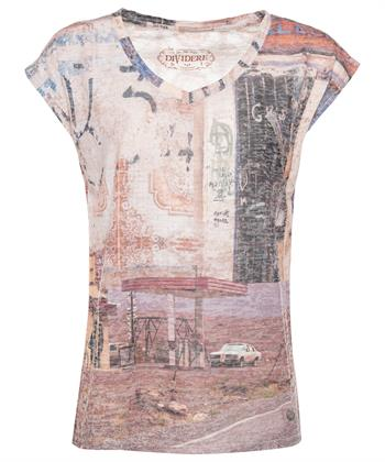 Dividere shirt Atlas gebergte