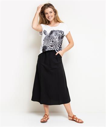 Dividere shirt zebra