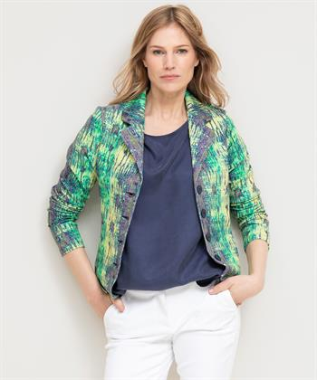 Emotions cupro blouse