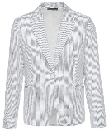 Emotions linnen blazer