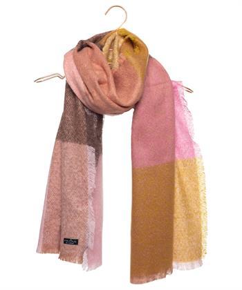 Faas jacquard shawl