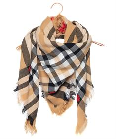 Fraas shawl burberry ruit