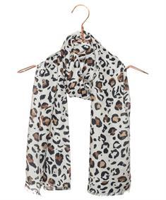 Fraas shawl dierprint