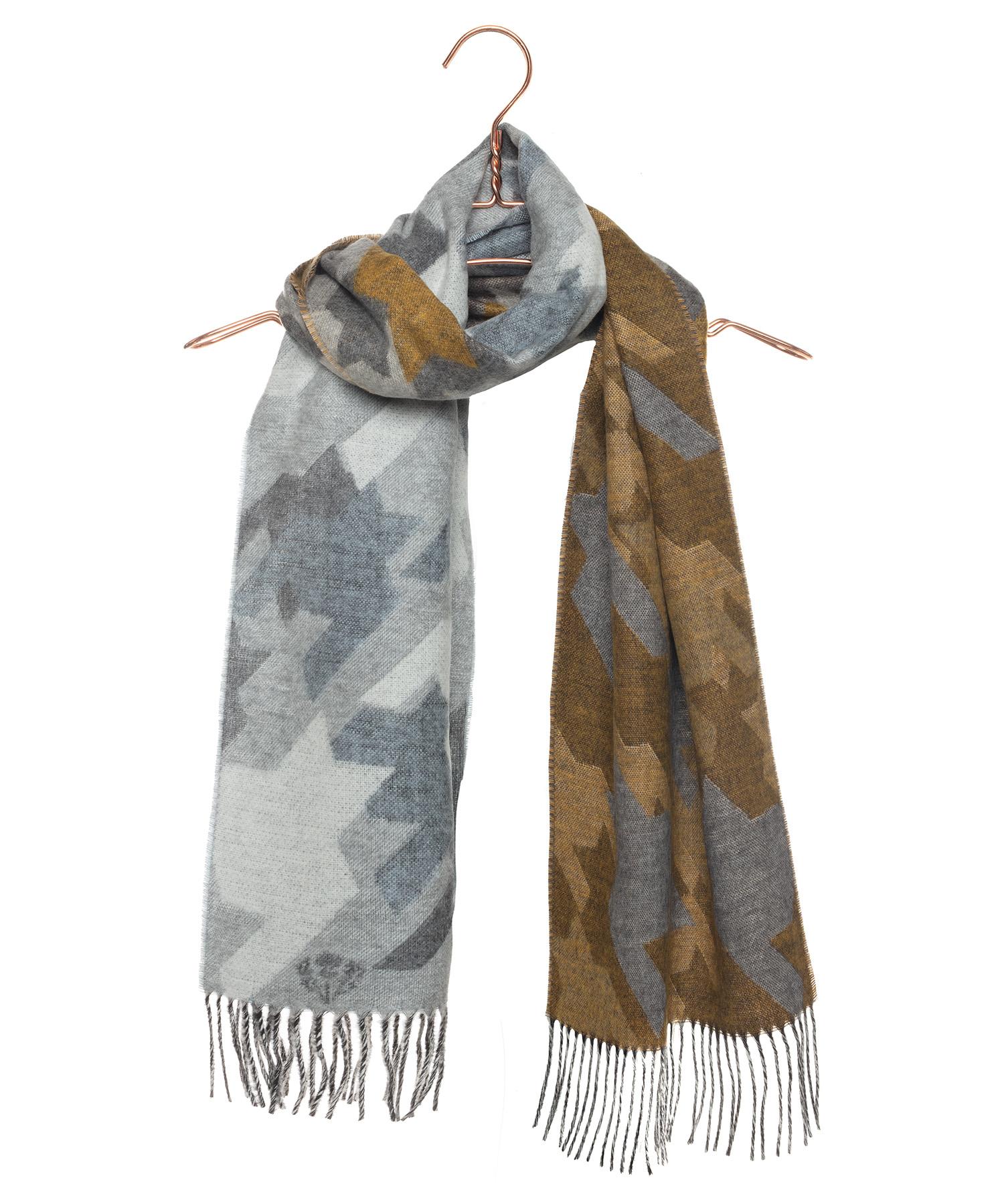Fraas shawl pied de poule