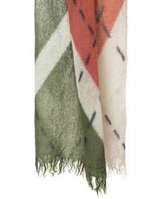 Fraas shawl schotse ruit
