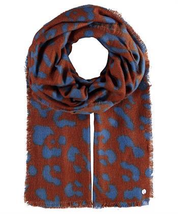 Fraas sjaal dierprint