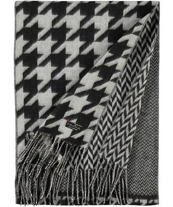 Fraas sjaal pied de poule