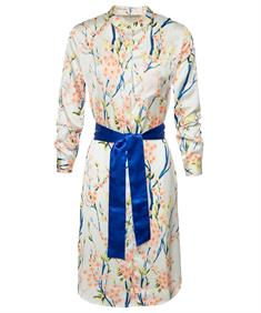 FRENCH DRESS SUMMER FLOWER PRINT