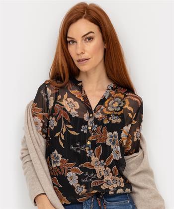 Giulia e Tu blouse bloem