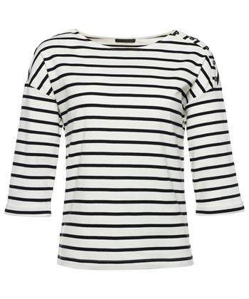 Giulia e Tu gestreept shirt