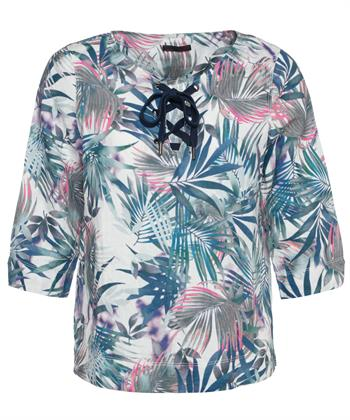 Giulia e Tu linnen blouse